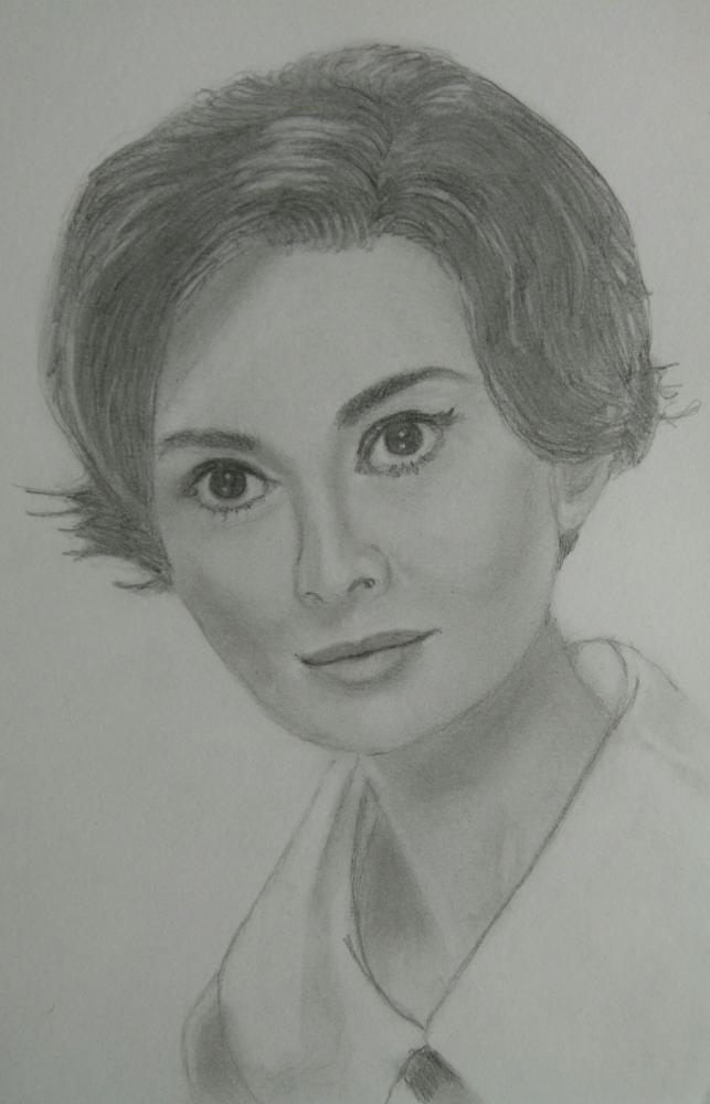 Audrey Hepburn par paulb